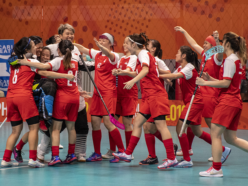 Floorball Womens SportSG-1