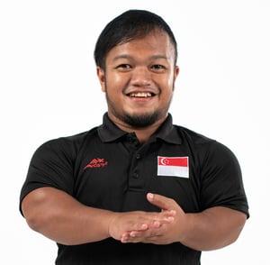 Muhammad Diroy Bin Noordin Headshot