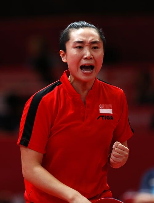 Feng Tianwei Headshot