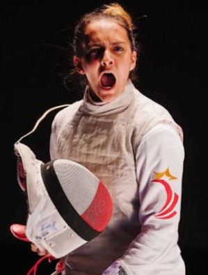 Amita Berthier Headshot